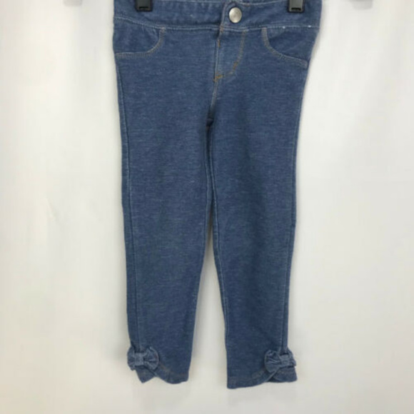 a8f2a86884ab1 Gymboree Bottoms | Jeggings Leggings With Bow Size 3t Girls | Poshmark